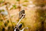 Bike Rear View Mirror - Public Domain Pictures