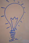 Idea Bulb - Public Domain Pictures