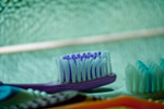 Purple Tooth Brush - Public Domain Pictures