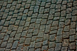 Brick Road Closeup - Public Domain Pictures