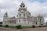 Victorial Memorial Side View Calcutta - Public Domain Pictures