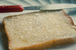 Bread Butter Sugar - Public Domain Pictures