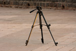 Camera Tripod Stand - Public Domain Pictures