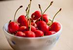 Cherries Fruit Bowl - Public Domain Pictures