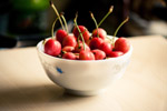 Cherry Bowl - Public Domain Pictures