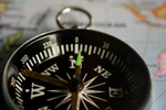 Compass North South - Public Domain Pictures