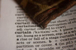 Curtain Dictionary Word - Public Domain Pictures