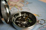 Magnetic Compass - Public Domain Pictures