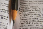 Pencil Dictionary - Public Domain Pictures