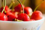 Cherries Bowl - Public Domain Pictures