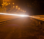 Night Traffic - Public Domain Pictures