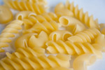 Rotini Helix Shaped Pasta - Public Domain Pictures