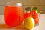 Cherries Juice Lemon - Public Domain Pictures