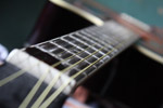 Guitar Strings Angle - Public Domain Pictures