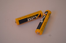 Batteries - Public Domain Pictures