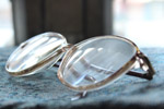 Spectacles Closeup - Public Domain Pictures
