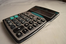 Big Calculator - Public Domain Pictures