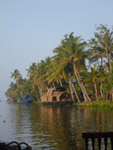 Beautiful Houseboat In Backwaters - Public Domain Pictures