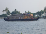 Houseboat Kerala Close View - Public Domain Pictures
