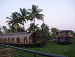 Houseboats In Kerala - Public Domain Pictures