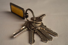 Bunch Of Keys - Public Domain Pictures