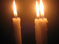 Candles - Public Domain Pictures