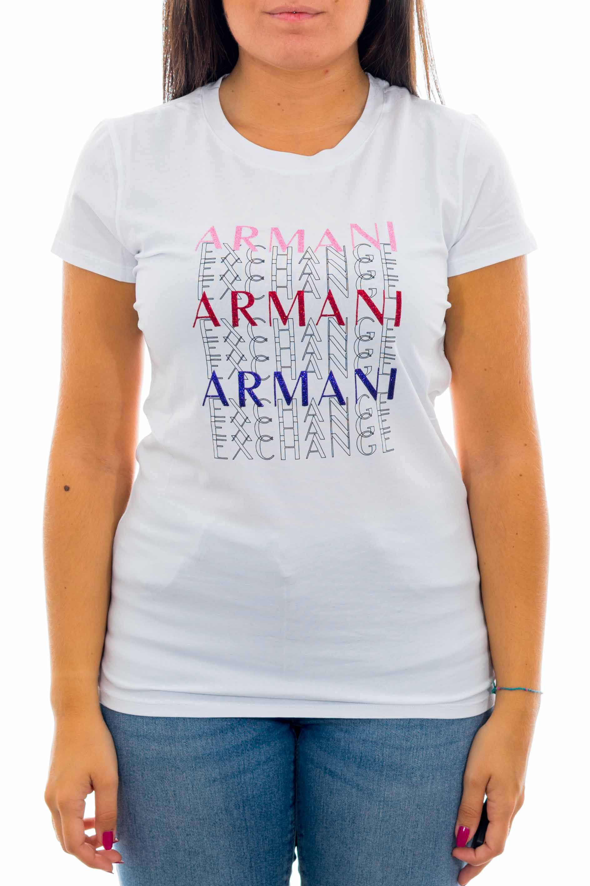 T-shirt ARMANI EXCHANGE | T-shirt | 6HYTAM-YJ7GZ1000