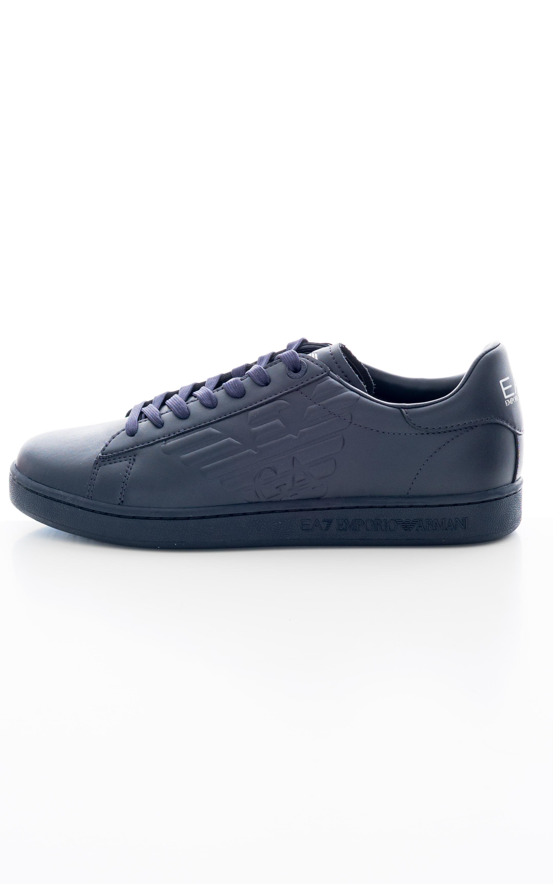 Sneakers basse in pelle EA7   Scarpe   X8X001-XCC51D879