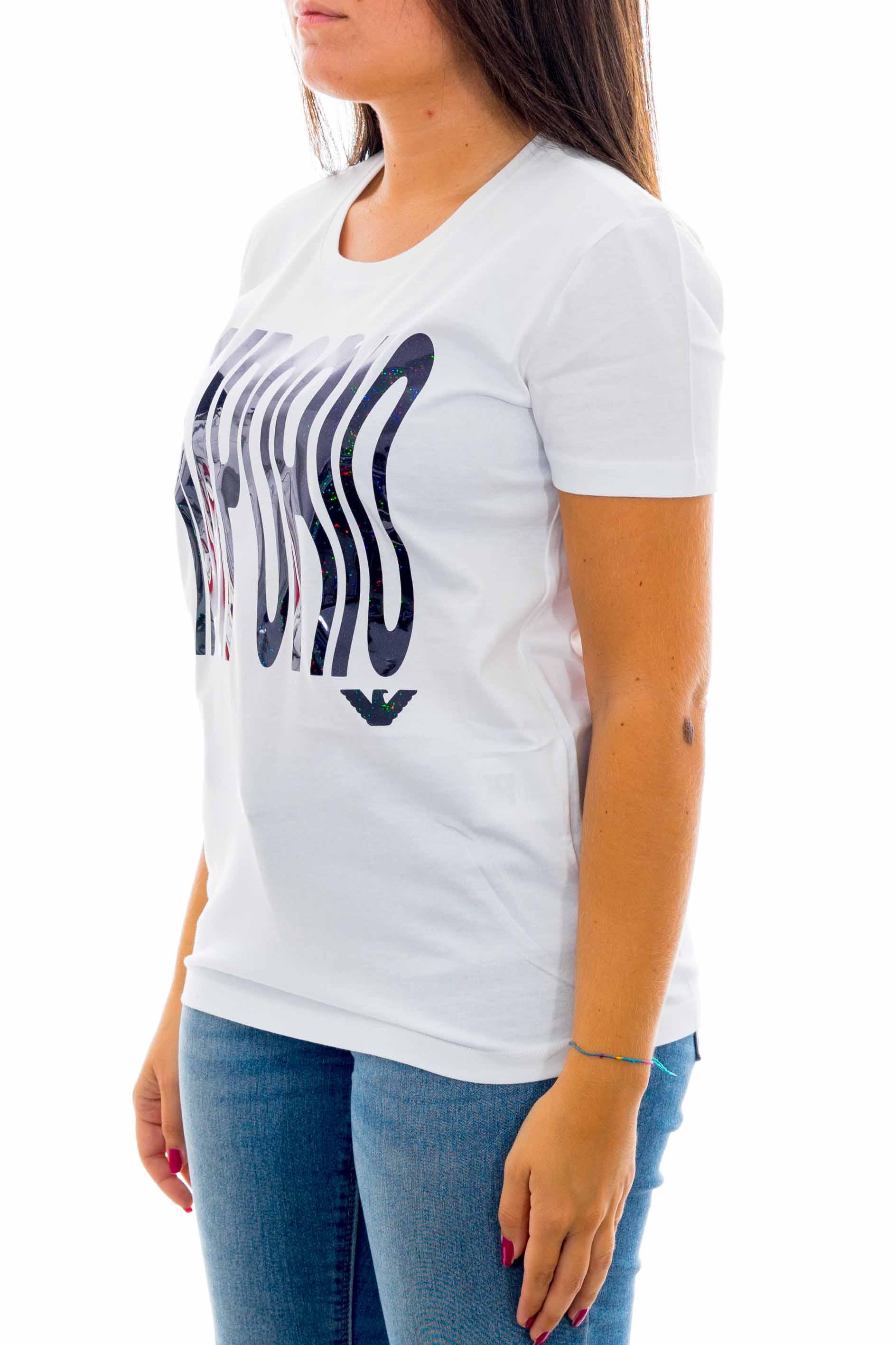 T-shirt EMPORIO ARMANI | T-shirt | 6H2T7E-2J53Z0100