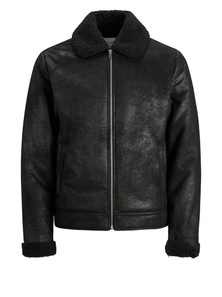 JJFLIGHT JACKET JACK&JONES | Giubbotto | 12173734BLACK