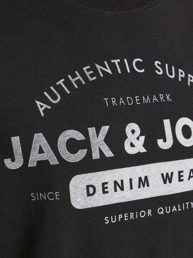 T-shirt JACK&JONES | T-shirt | 12177533BLACK