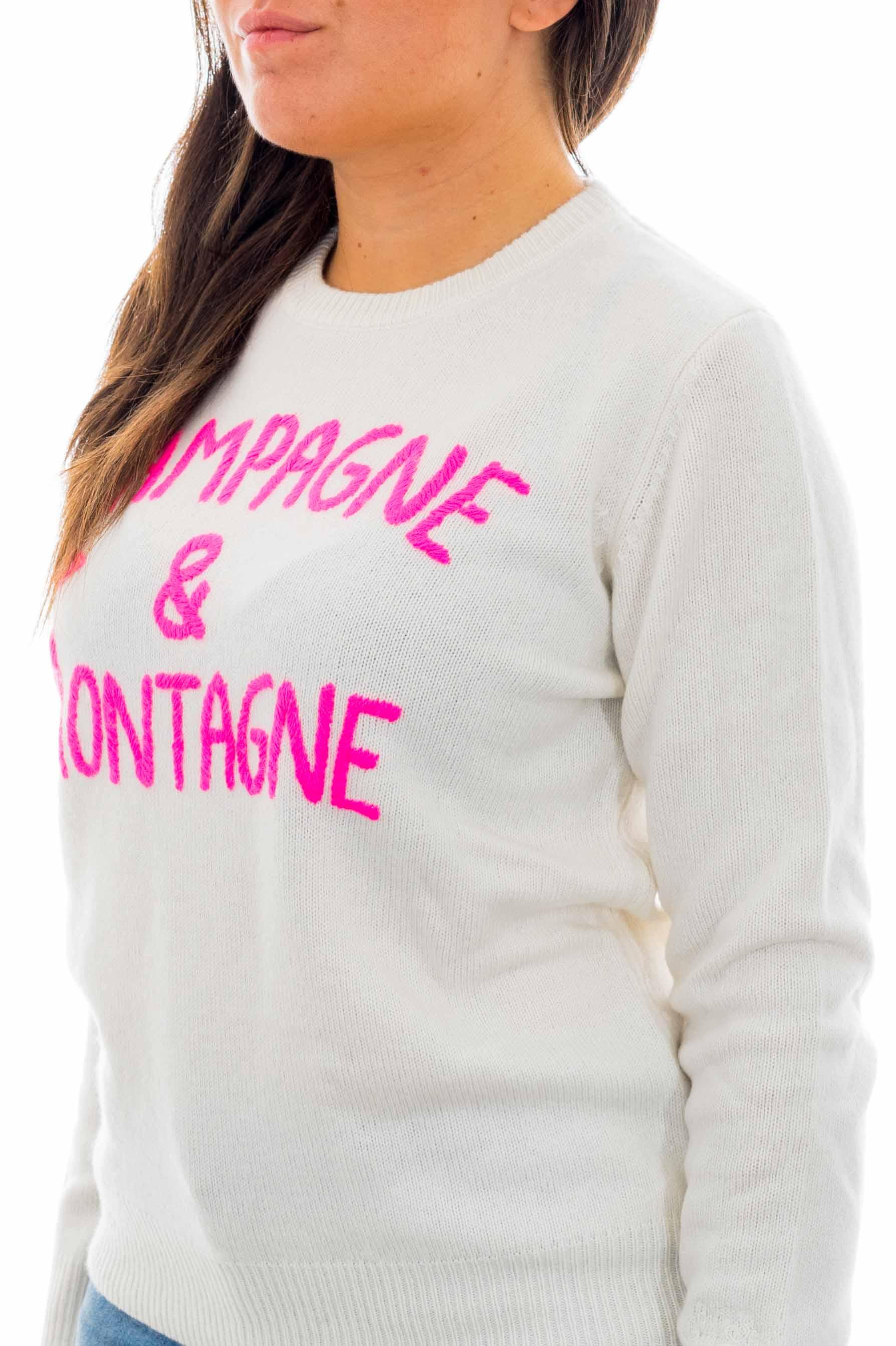 Maglione MC2 SAINT BARTH | Maglione | QUEENEMB CHAMON 10
