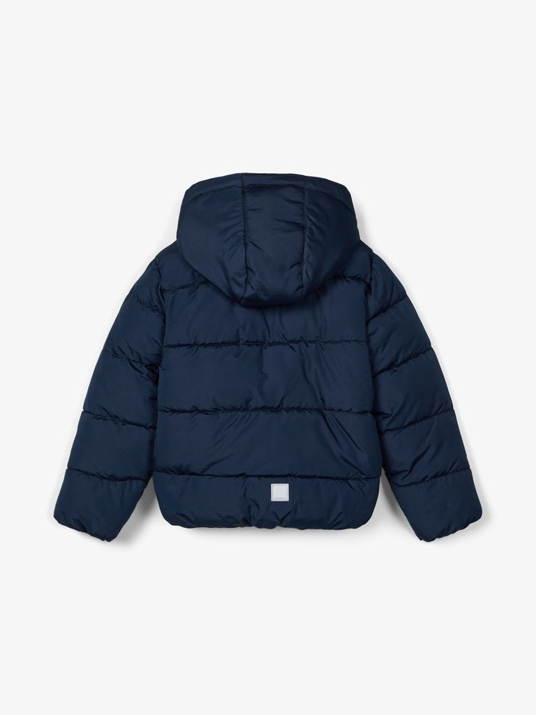 NKMMILTON PUFFER JACKET CAMP NAME IT | Giubbotto | 13178613DARK SAPPHIRE