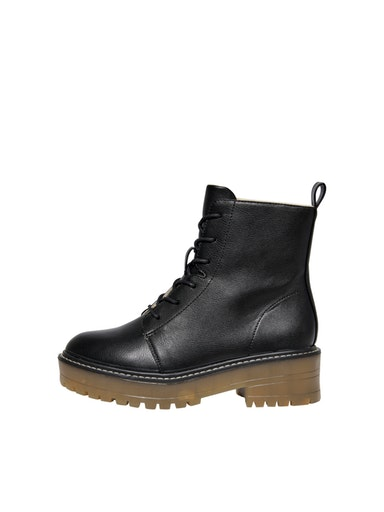 ONLBRANDY-6 LACE UP WINTER BOOT ONLY SHOES | Scarpe | 15212290BLACK