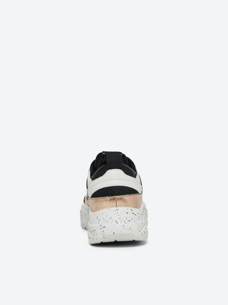 ONLSANNA-3 PU CHUNKY SNEAKER ONLY SHOES   Scarpe   15212400WHITE