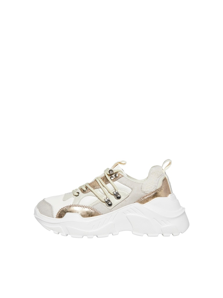 ONLSILVA-2 PU CHUNKY SNEAKER ONLY SHOES | Scarpe | 15212401WHITE