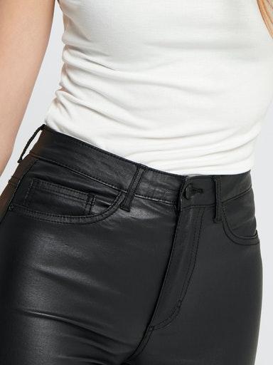 ONLROYAL HW SK ROCK COATED PIM NOOS ONLY | Pantalone | 15159341BLACK