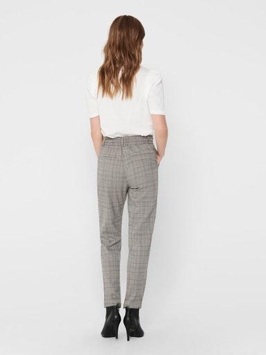 ONLPOPTRASH EASY THINK CHECK PNT NOOS ONLY | Pantalone | 15182364BLACK