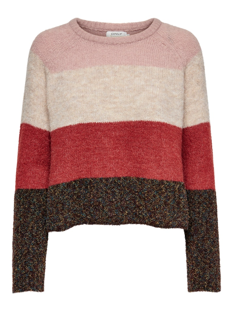 ONLNALA L/S PULLOVER KNT ONLY   Maglia   15210808ROSE SMOKE