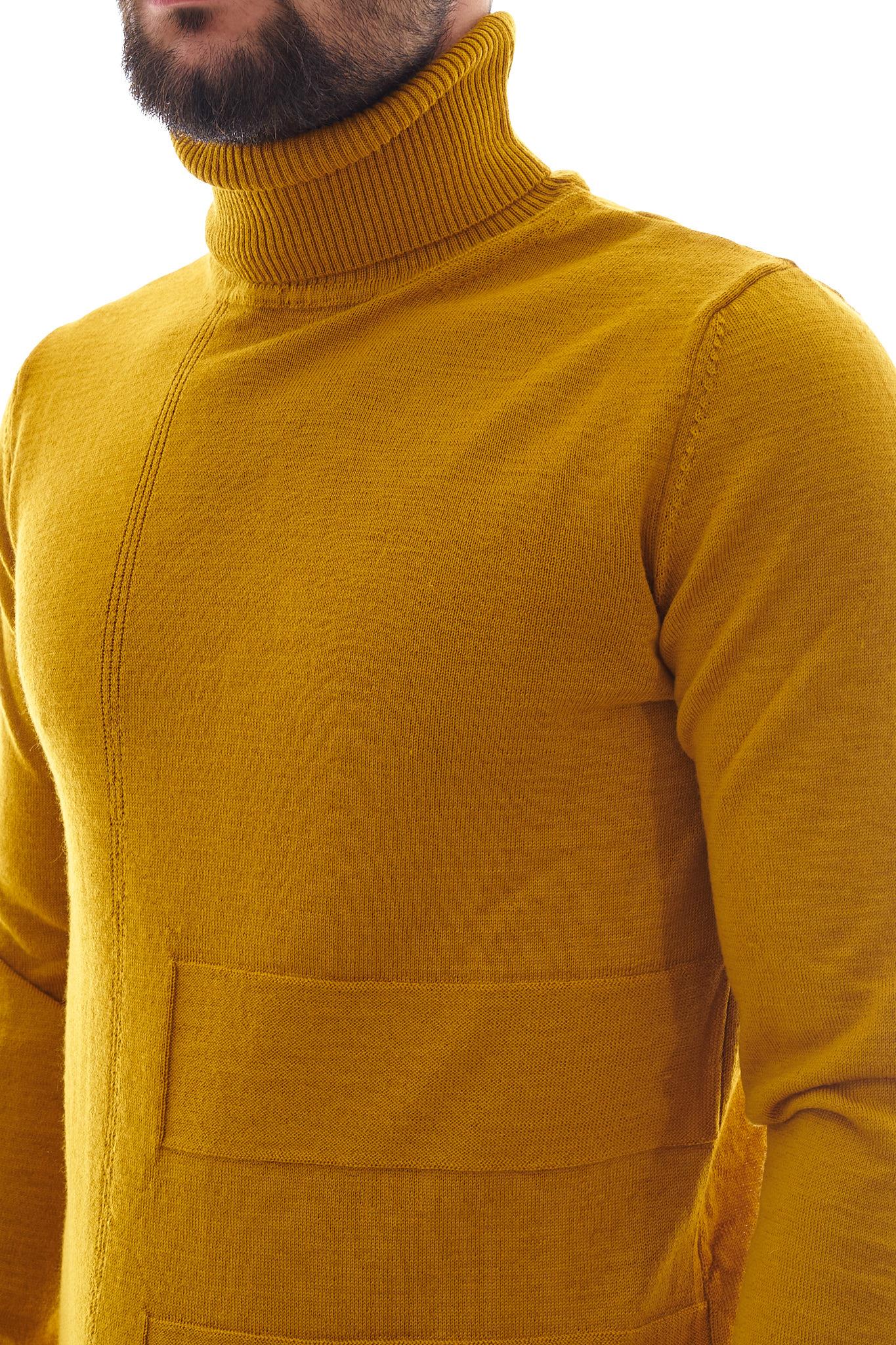 Pullover PAUL MIRANDA | Maglia | ML590SENAPE