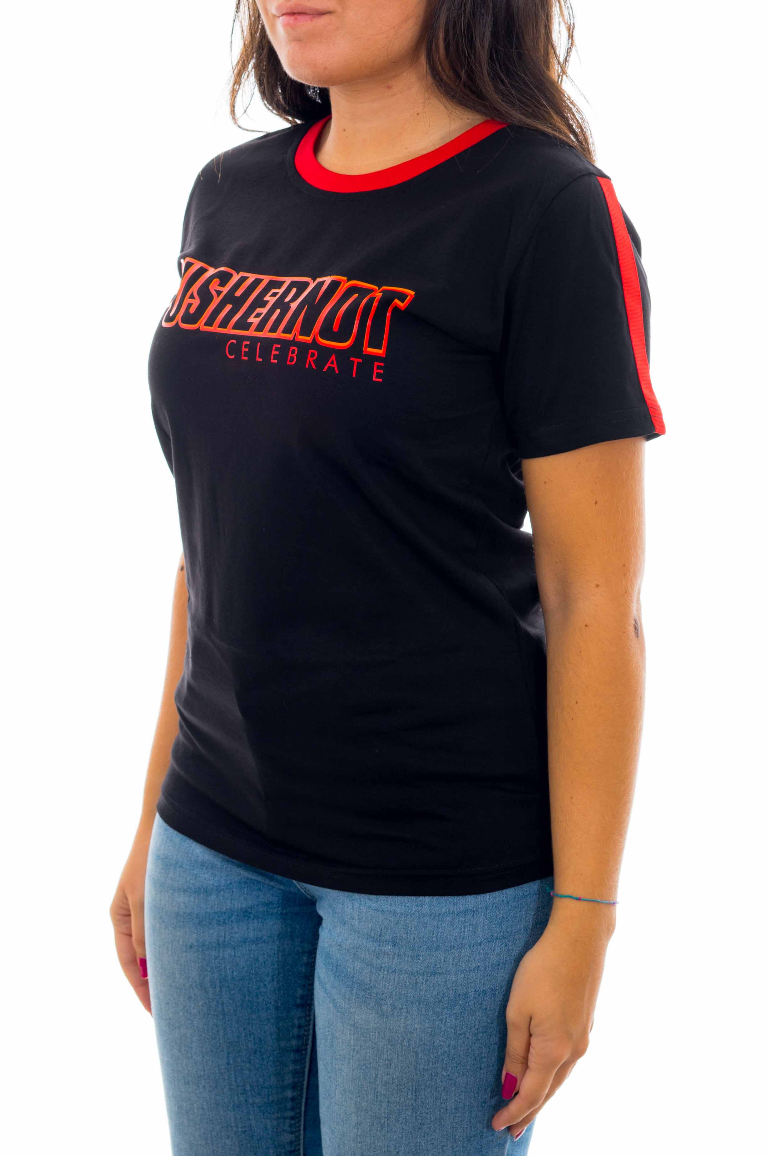 T-shirt PUSHERNOT | T-shirt | PDC02BLACK