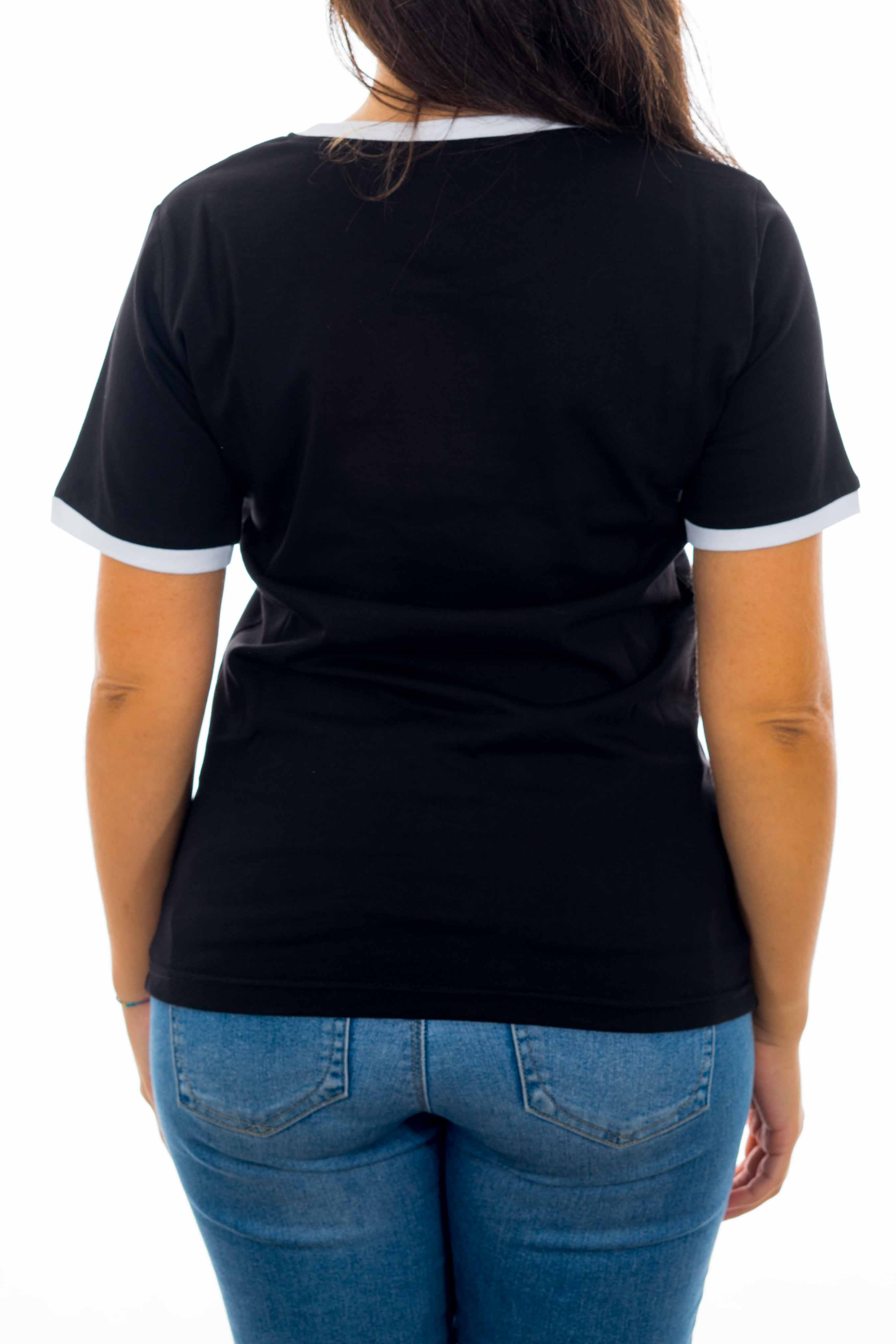 T-shirt PUSHERNOT | T-shirt | PDF05BLACK