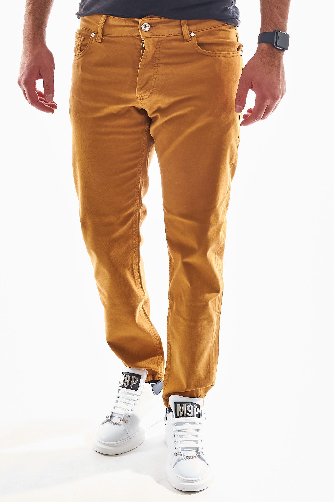Pantaloni ROMEO ARDITI   Pantalone   RA-SPRITZ/151SENAPE