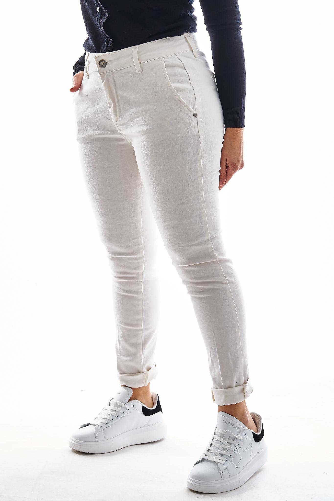 Pantaloni SETTE/MEZZO   Pantalone   E33-TASCA AMERICAPANNA