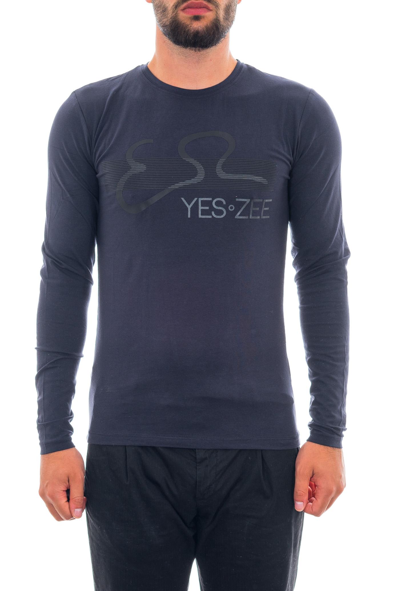 Maglia a manica lunga YES-ZEE   Maglia   T810-TC010713
