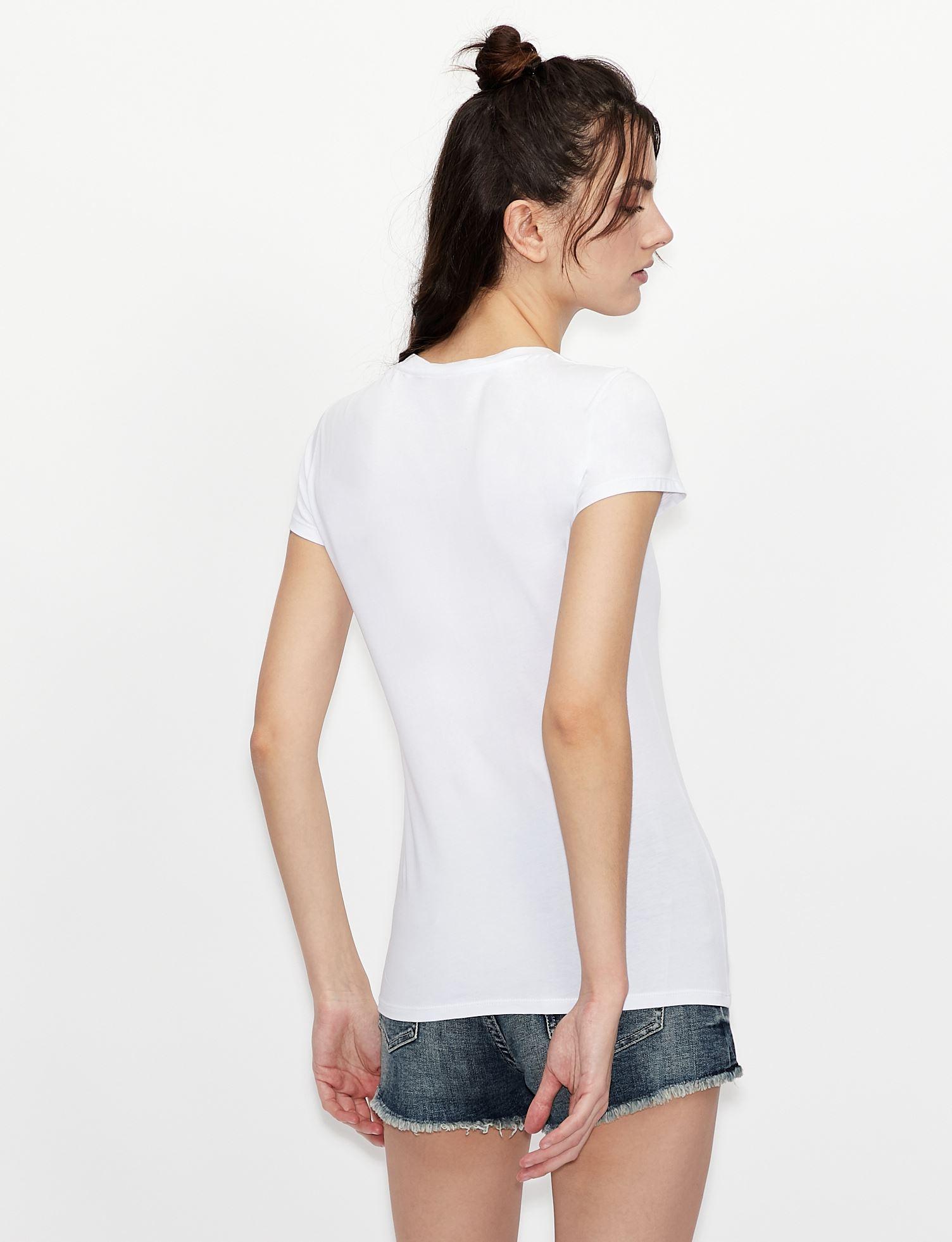 T-shirt slim fit Armani Exchange ARMANI EXCHANGE | T-shirt | 3KYTGH-YJ7GZ1000