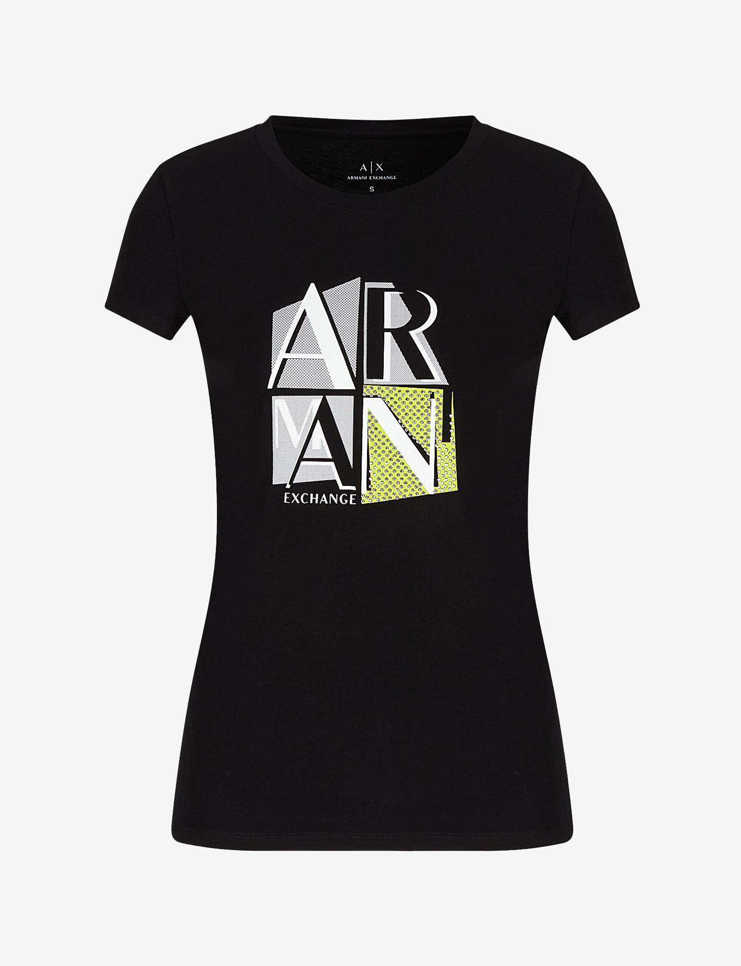 T-shirt slim fit Armani Exchange ARMANI EXCHANGE | T-shirt | 3KYTGH-YJ7GZ1200