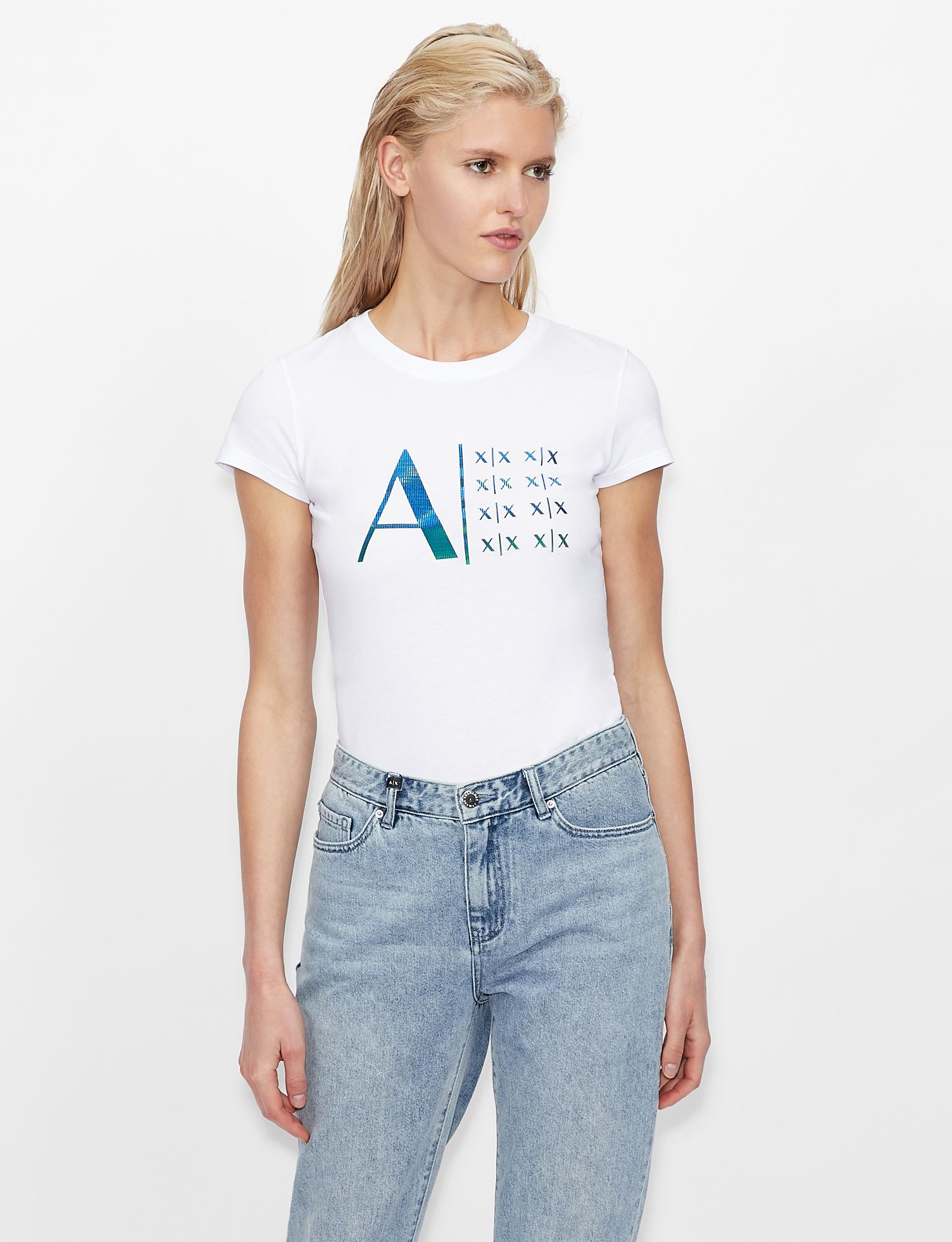T-shirt Armani Exchange ARMANI EXCHANGE   T-shirt   3KYTGS-YJ73Z1000