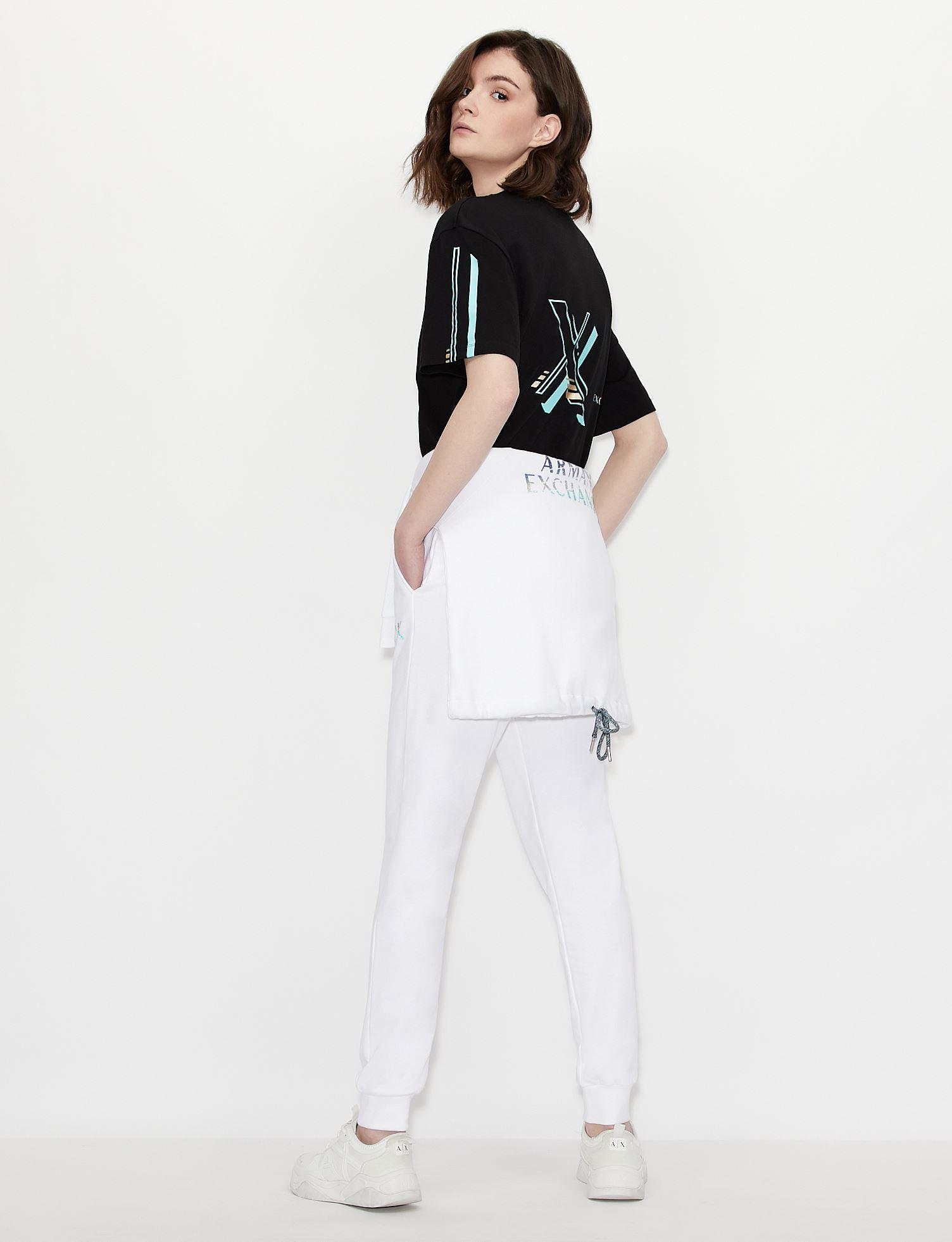 T-shirt con stampa Armani Exchange ARMANI EXCHANGE | T-shirt | 3KYTGY-YJ73Z1200