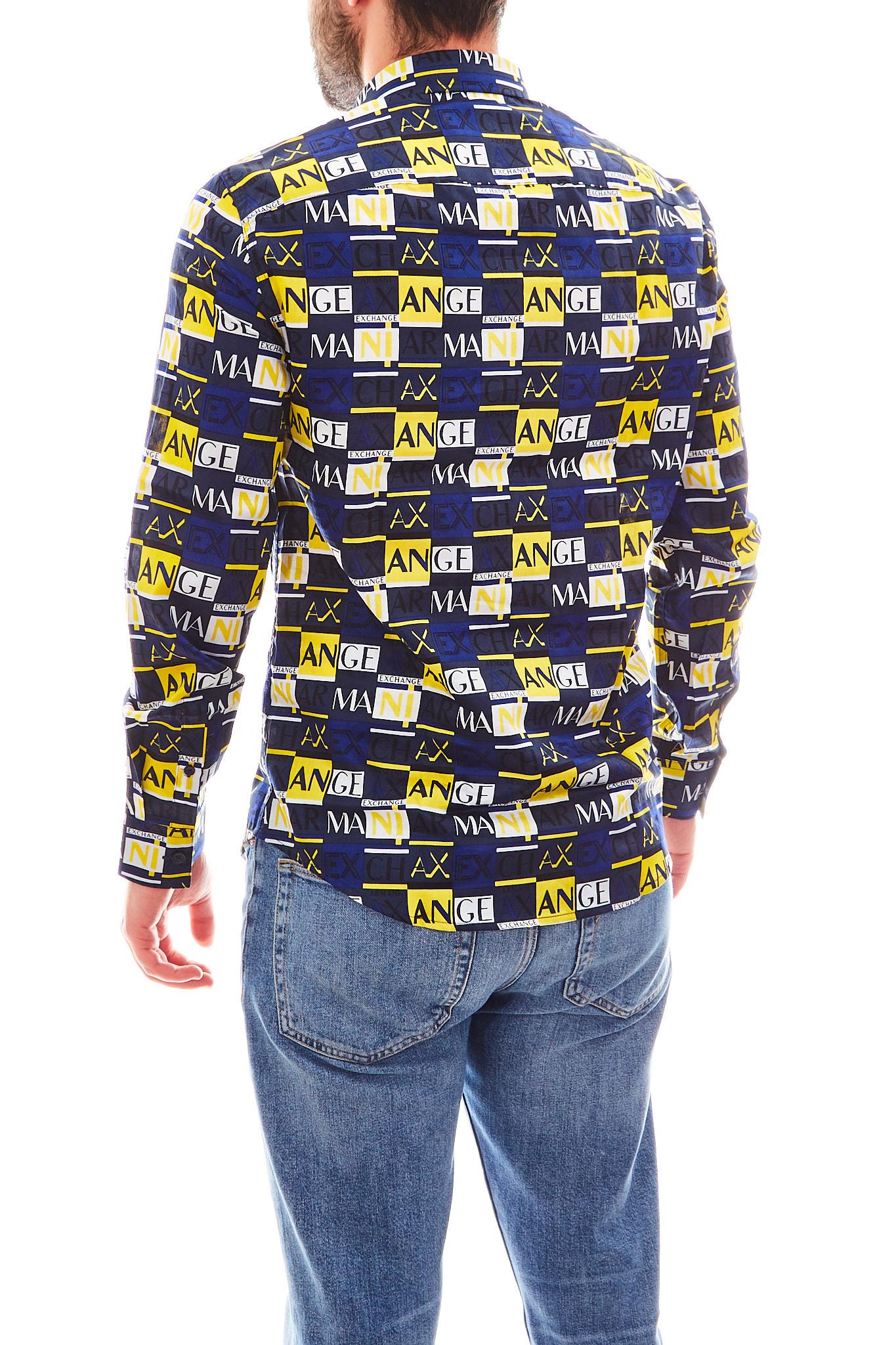 Camica Armani Exchange ARMANI EXCHANGE   T-shirt   3KZC45-ZNZRZ4541